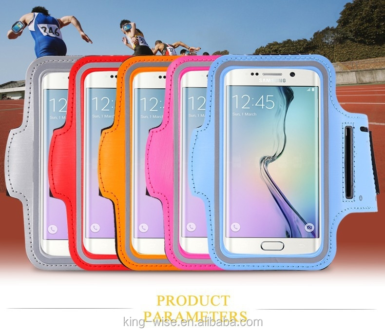 Retro Waterproof Genernal Style PU Leather Case mesh sport armband For Samsung Galaxy Note 2 Note 3