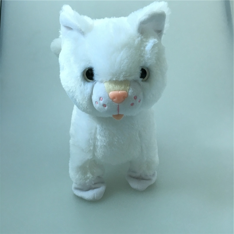 Funny dancing wandering singing stuffed chilly plush animal toys for kids