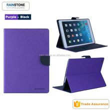 Tablet case for iPad mini 2, PU leather case folding leather