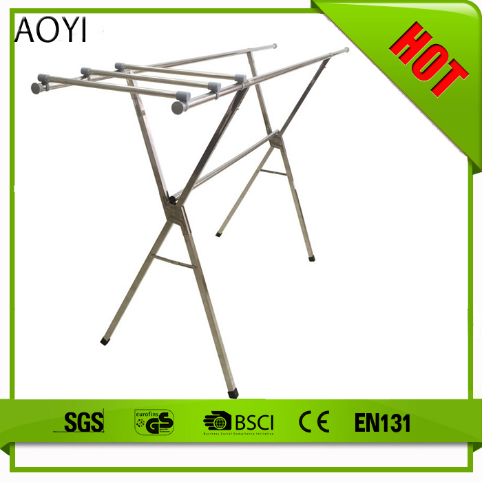 AY as seen on tv 2016 Laundry Indoor/Outdoor Folding Clothes Drying Rack