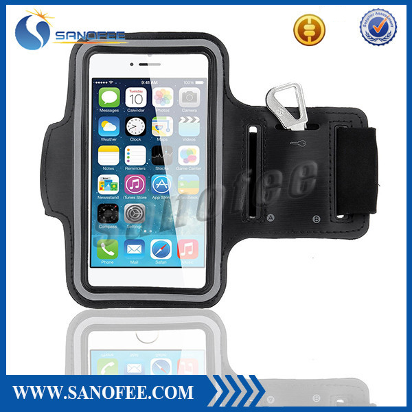 Sport armband jogging mobile phone case for iphone 6