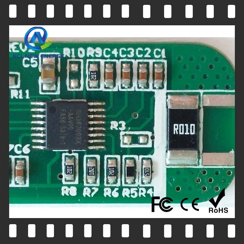 4s 7a custom board shenzhen smart pcba factory lifepo4 battery 3S 10A bms