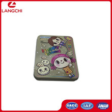 Wholesale 2016 Hot Selling Competitive Price Tin Case