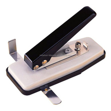 Hot Selling Hand Held Slot punch with adjustable guide and hole puncher