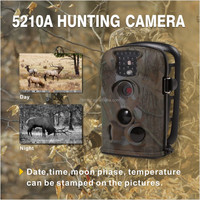 Mini Wild Camera HD low glow camo 720P Wildlife Camera