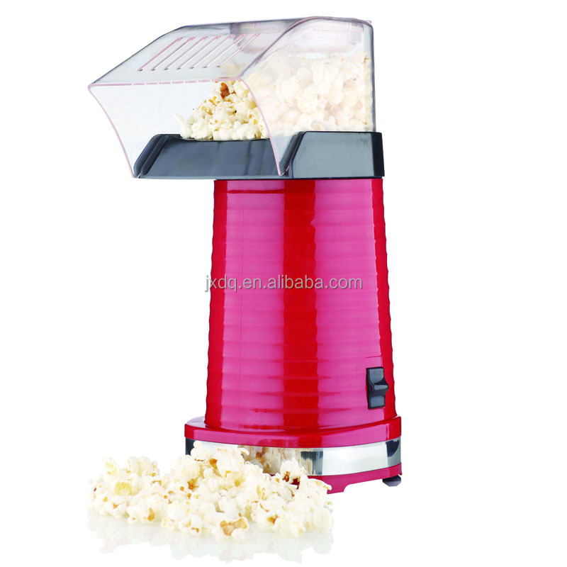 S1600016 2015 china new popcorn maker automatic electric no oil 220v hot air popcorn maker