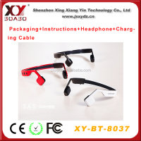 osseous conduction headphone, high quality osseous conduction headset for outdoor sport