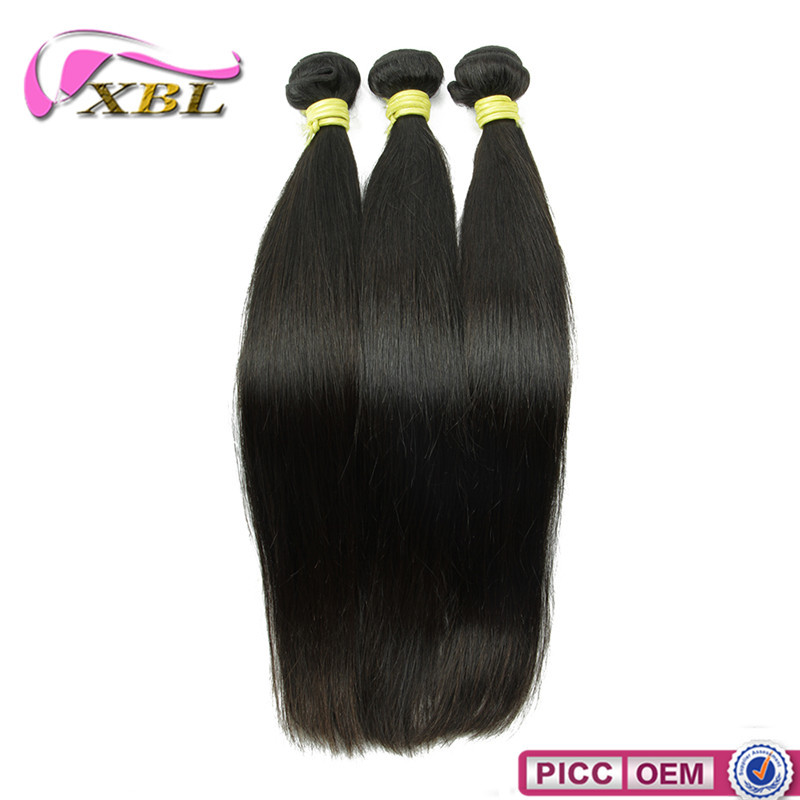 XBL no tangle no shedding Remy Human hair Extension Of Malaysia