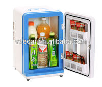 12L peltier compact cool refrigerators for summer
