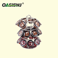 24 Dolce Gusto /Caffitaly Coffee Cups Storage Rack,Coffee Capsule Holder-----Dia7'x8.5'(H)Rotatable