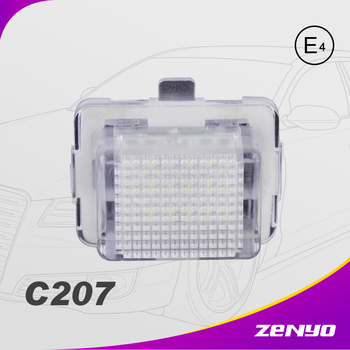 C207 Error Free LED number plate lamp for Benz ld-412