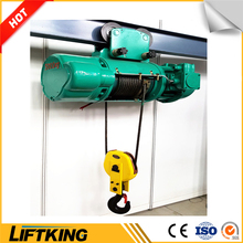 LIFTKING Wire Rope Sling Type electric wire rope hoist price