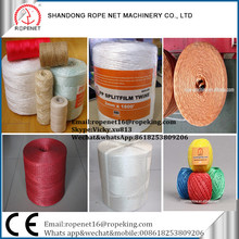 2016 leading colored spool twine China manufacture good quality low price pp baler twine/nylon/polyester/sisal/jute/string