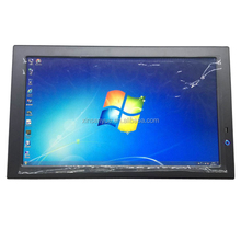 Front panel IP65 waterproof 21.5 inch compact industrial grade computer