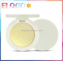 Private label highlighter makeup pressed powder
