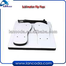 blank sublimation flip flops