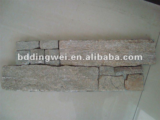 strip China slate pink culture stone15*60cm