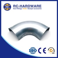 Price HVAC Manufacturers 135 Degree Pipe Bend Elbow