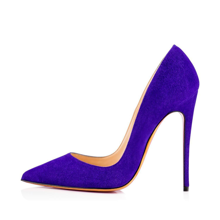 Autumn new 12cm high heel pointed toe pump shoes women shoes heel korean high heel shoes