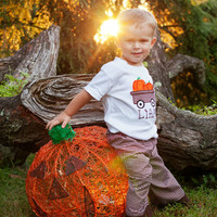Wholesale Toddler Boys Halloween Outfits Appliqued