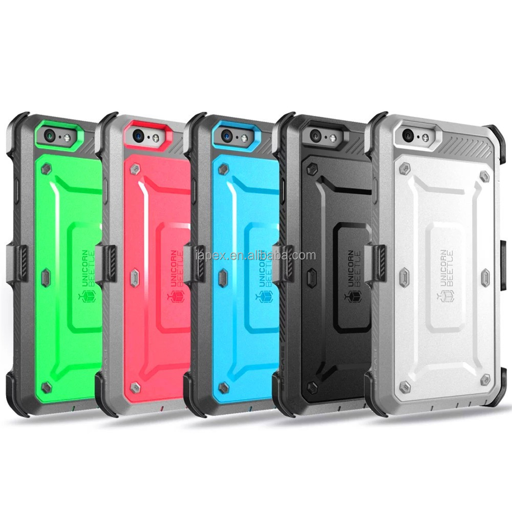 2016 SUPCASE Unicorn Beetle Pro Heavy Duty Rugged Armor Shockproof Case For iPhone 7