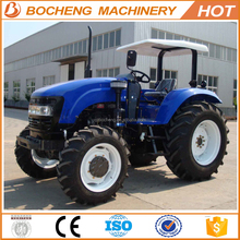 Agriculture Machinery 110HP farm tractor with front end loader