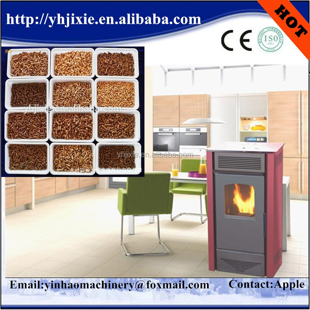 Domestic automatic feeding pellet stove, wood pellet boiler stove,pellet heaters