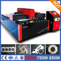 CNC Machinery industry used metal cutting laser machine with Slef-developed key parts SD-YAG3015