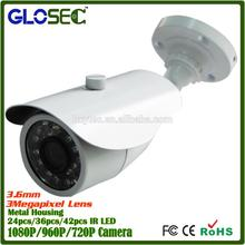 hot sell 1.3mp ahd camera h.264 4ch dvr combo cctv camera kit security shenzhen