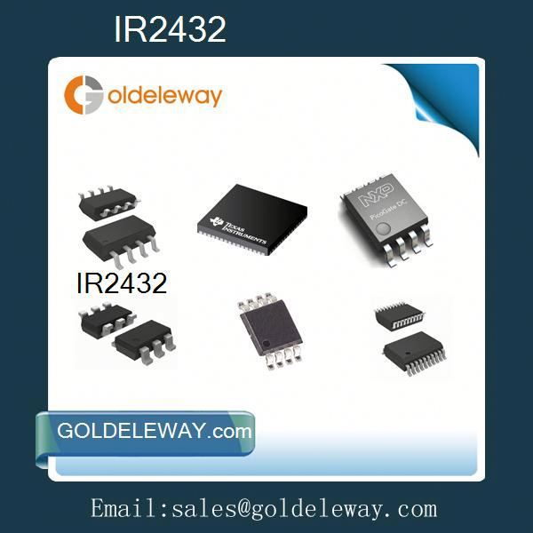 (electronic ICs chips)IR2432 IR2432,IR243,IR24,2432