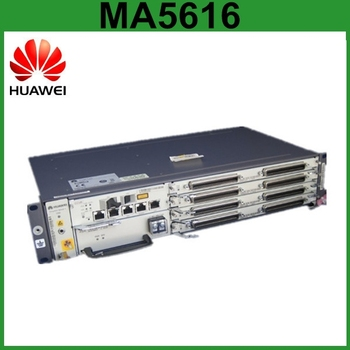 HUAWEI 256 port 128 port ADSL IP DSLAM MA5616 IPTV Server with CCUB/CCUE Control Board