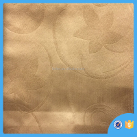 velvet embossed blackout window curtain for living room,more colors,made in china