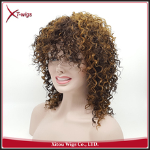 Wholesale Top Quality Curly Wigs For White Women
