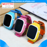 China Supplier 3G Wifi Sim Card Smart Watch Phone Gps Watch Kids 3 Colors