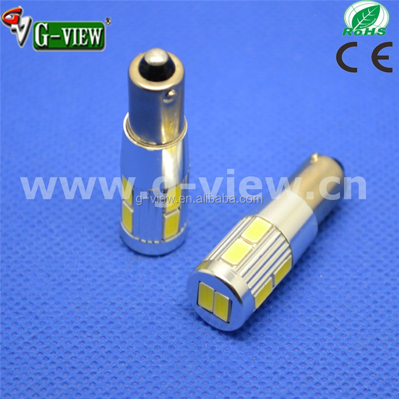 best selling canbus ba9s interior lamp ba9s 10smd 5630 no error auto car lights 12V AC led hotsale in Europe and America