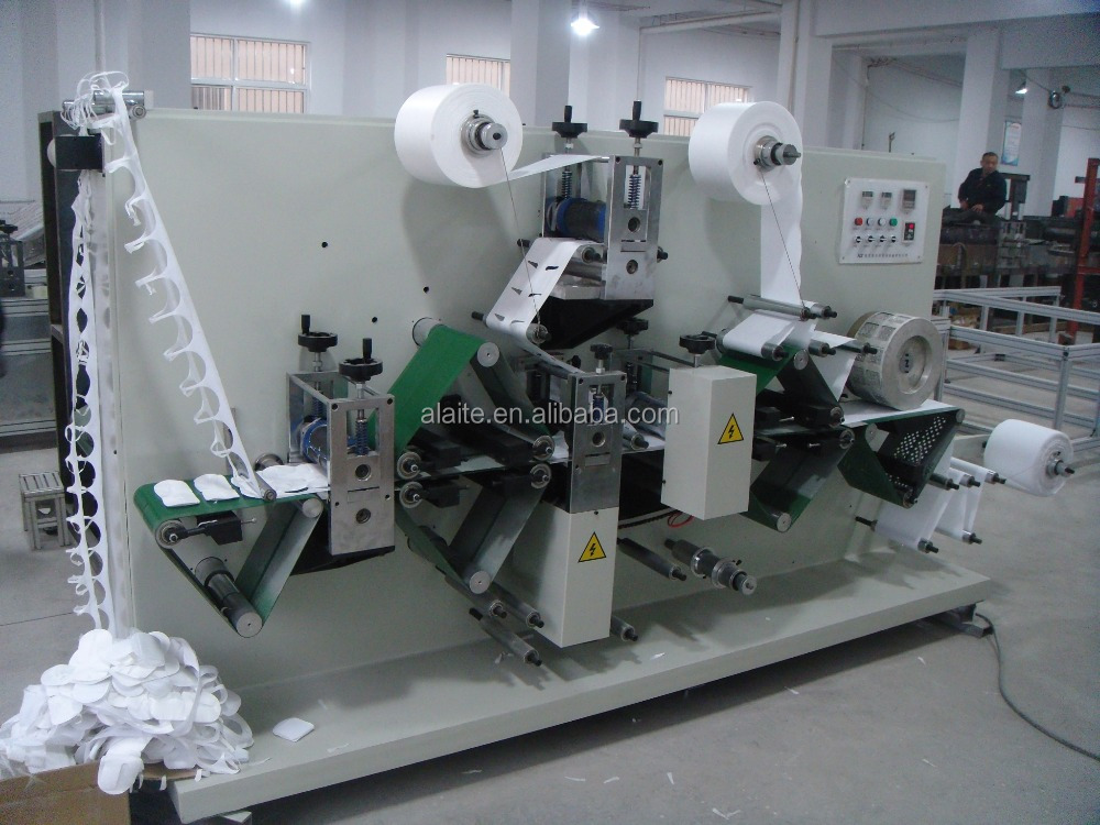 High speed ALT-YD190 EYE PAD MAKING MACHINE