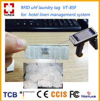 Linen management with RFID uhf laundry tag