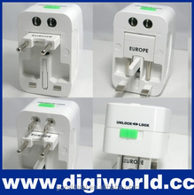 Hot selling Electrical Plug Socket US UK EU AU Interional Travel Plug Adapter