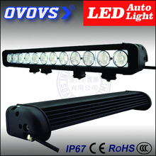 China Wholesale Auto Part 120w car led light bar cover spot flood combo truck 4x4 led vehicles worklights