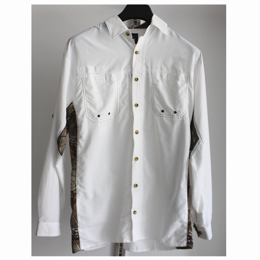 Latest shirt designs for men hot sale high quality men's clothing