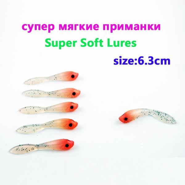 Wholesale super soft fishing lures bait in saltwater or for Cheap fishing spinners