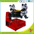 GM5584 panda kids battery powered ride on with colorful painted in school