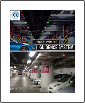 KEYTOP Intelligent Ultrasonic Parking Guidance System