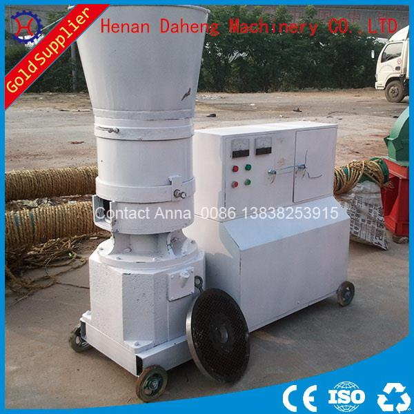 good quality CE approved sawdust lead pellet making machine