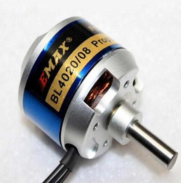 EMAX BL4020 522KV RC Brushless Outrunner Motor For Radio Control Professional Airplane