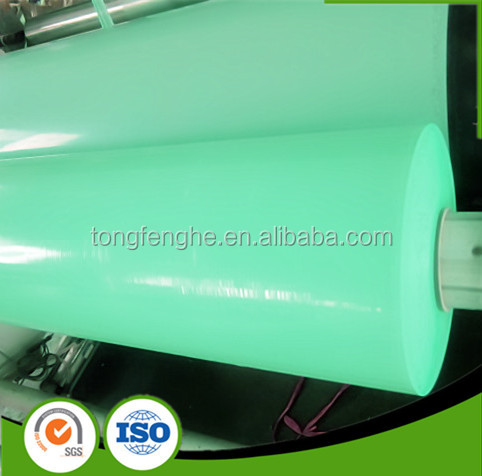 25mic 250mm 1800m Agricultural Platic Green Silage Bale Wrap <strong>Film</strong>