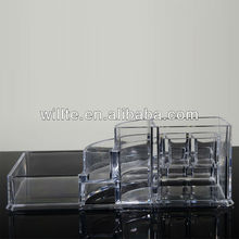 2013 cosmetic product display stands pop for cosmetic display stand /POS acrylic cosmetic display