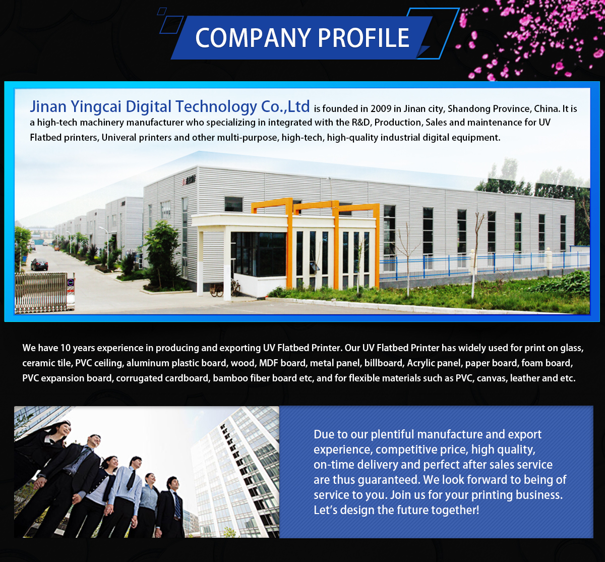 Jinan Yingcai Digital Technology Co Ltd