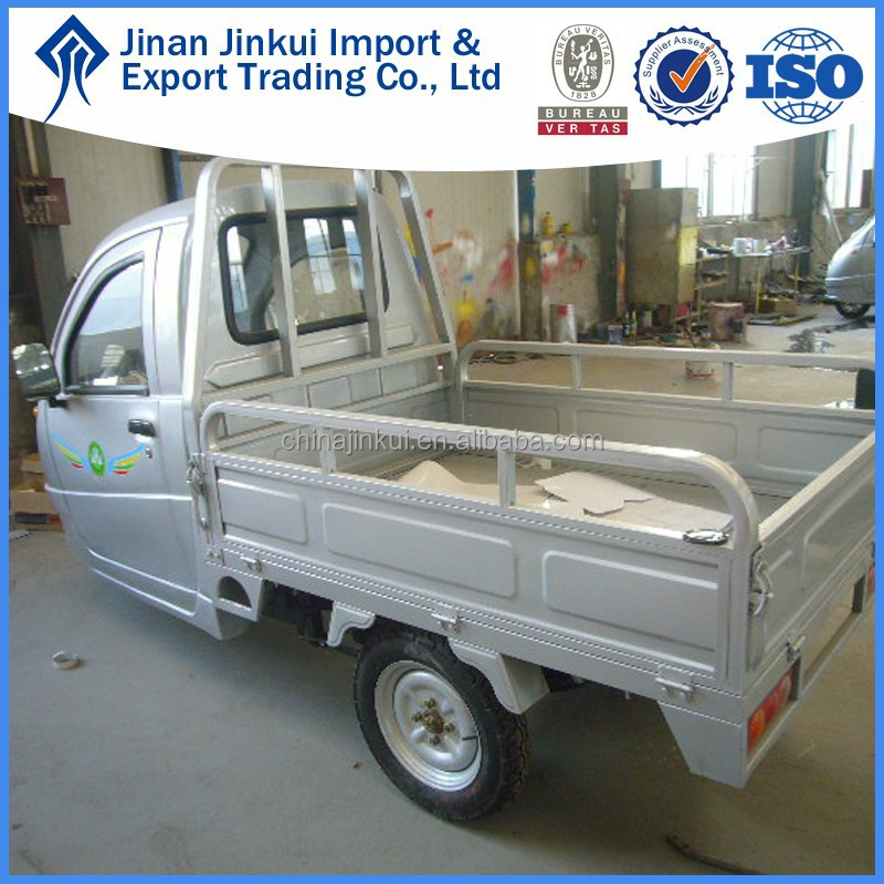 three wheel electric cargo truck for sale