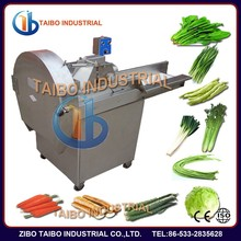 CHD20 automatic industrial multifunctional Chinese fruit and vegetable cutter machine,leaf vegetable slicing machine